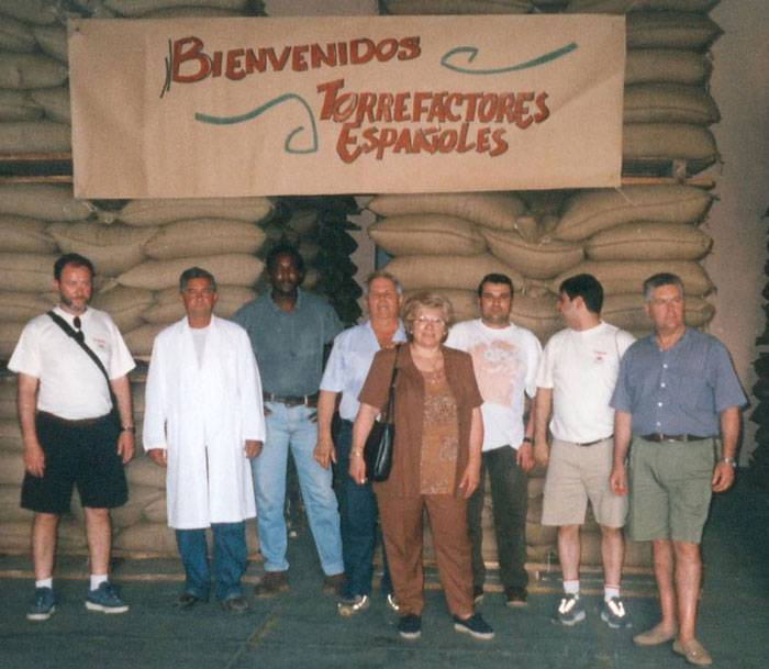 Cafés Marqués Empresa