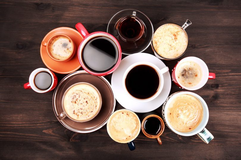 Servicio de venta de café Valencia