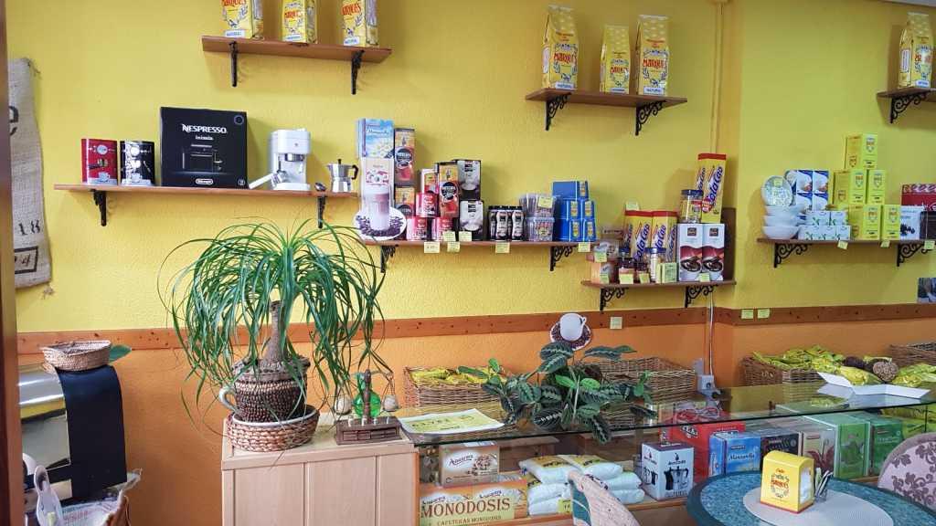 Profesionales en la venta de café Valencia