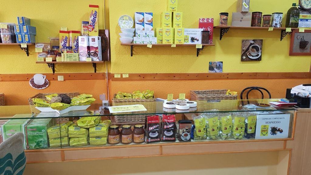 Somos distribuidores de café Valencia