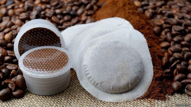 Distribuidor de cápsulas de café para bares Valencia