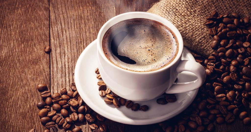 Empresa de venta de café profesional